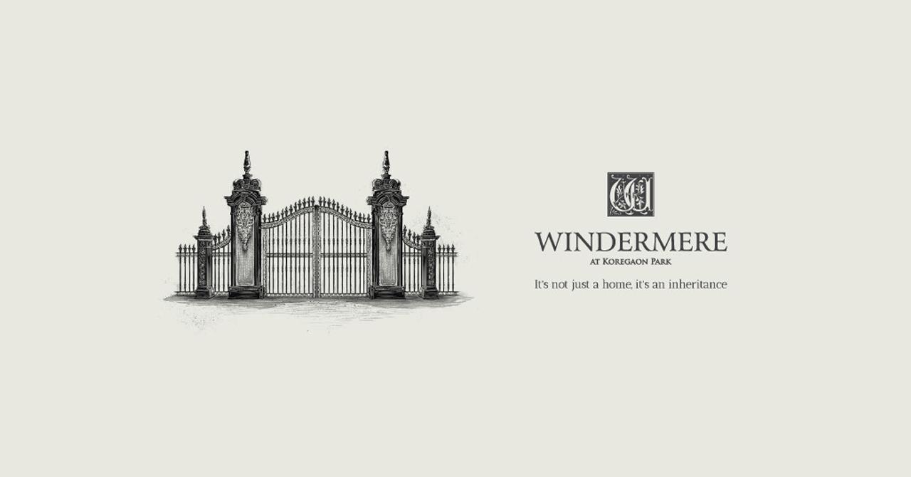 """Windermere"" at Koregaon Park, Pune – 3, 4 & 5 BHK Ultra Luxury Residences"