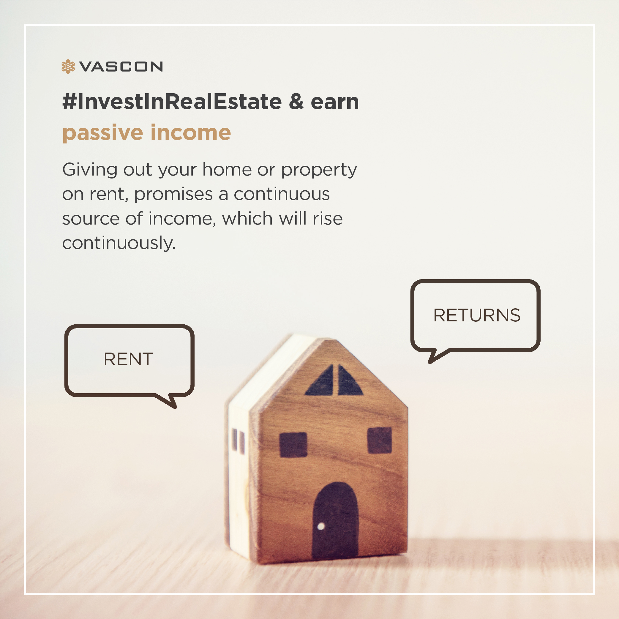 Income from Real Estate Investment