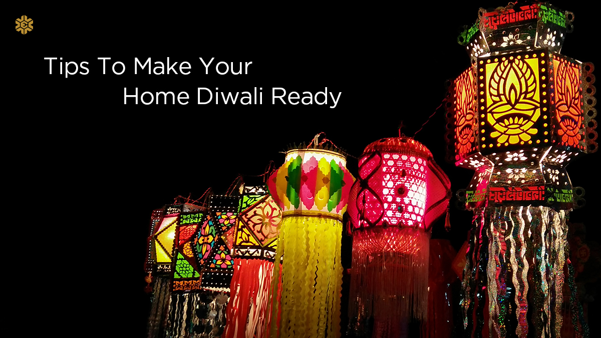 Tips To Make Your Home Diwali Ready