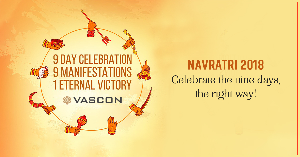 Navratri 2018: Celebrate the Nine Days, the Right Way!