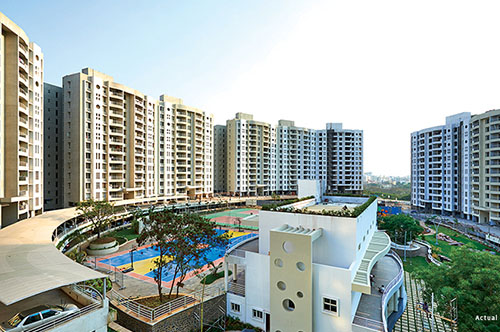 Forest County Kharadi Amenities