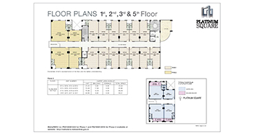 Platinum Square Floor Plan