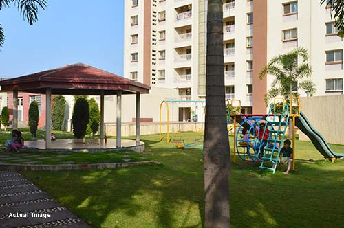 Vista II Amenities - Children's Play Area
