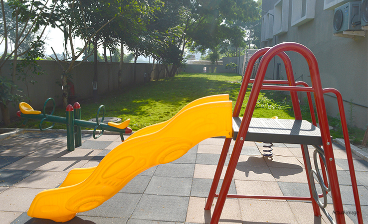 Xotech Homes Amenities - Children's Play area
