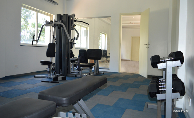 Xotech Homes Amenities - Gymnasium